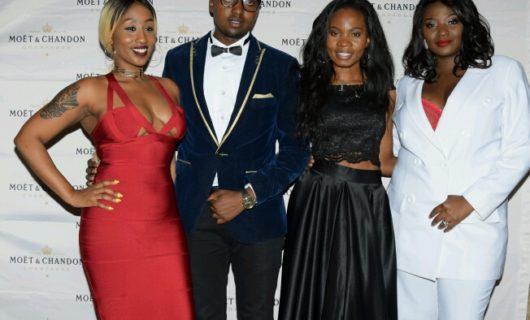 Moët Hosts Super Lux Dinner In Nairobi [Photos]