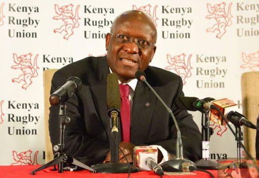 Omwela Re-elected As Kenya Rugby Chairman