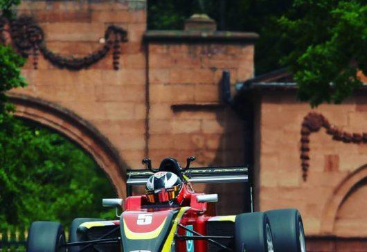 Kenyan Speed King Doing It Big In British F3