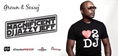 DJ Jazzy Jeff In Nairobi? Sign Me Up! - KenyanVibe