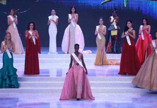 Miss World Kenya Magline Jeruto's Winning Night