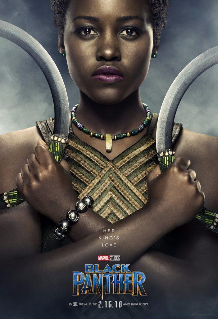 Black Panther, Lupita Nyong'o
