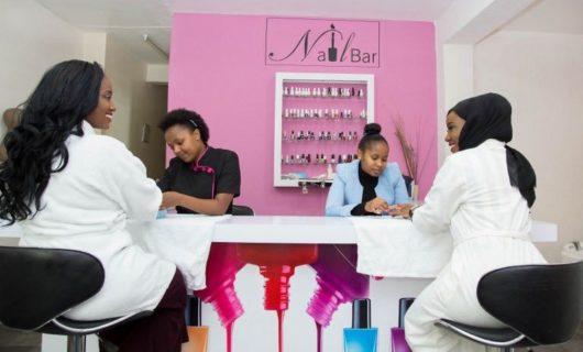 7 Nail Spots In Nairobi Worth Checking Out