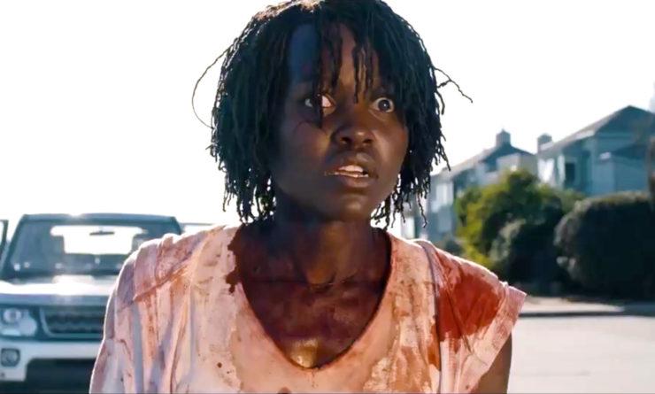 Lupita Nyong'o Us Movie