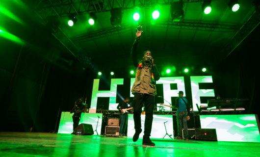 Richie Spice Serenades Nairobi One More Time
