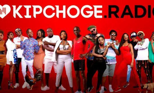 NRG Radio Also Changes Name To Honour Kipchoge